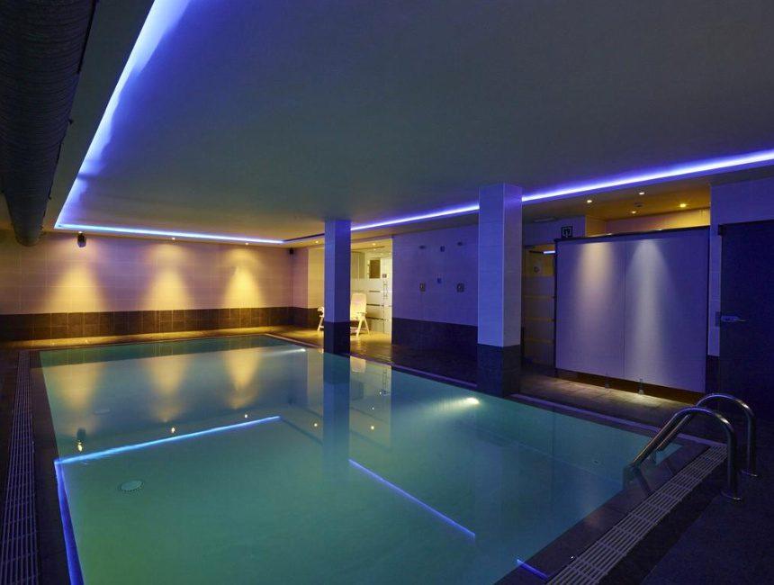 hotel Oostende met zwembad