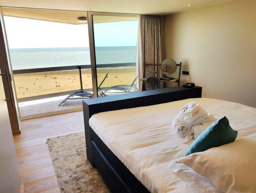hotel Oostende zeezicht