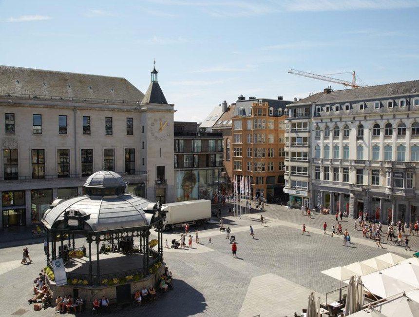 Hotel Ambassadeur Oostende Centrum