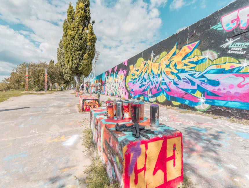 Mauerpark Berlijn bezienswaardigheden