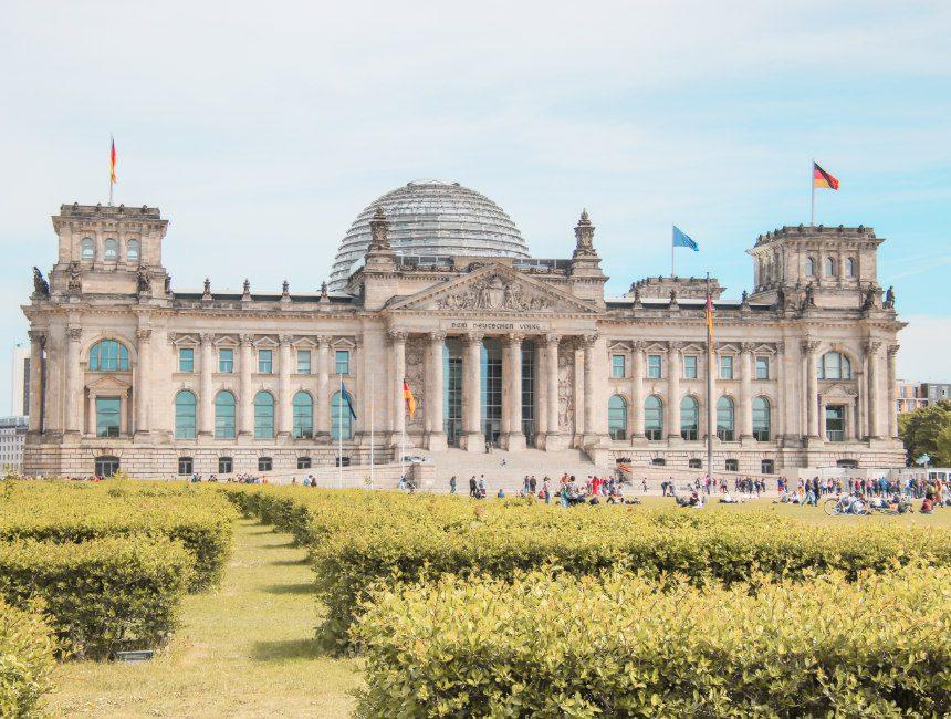 reichstag bezoeken dingen om te doen in Berlijn