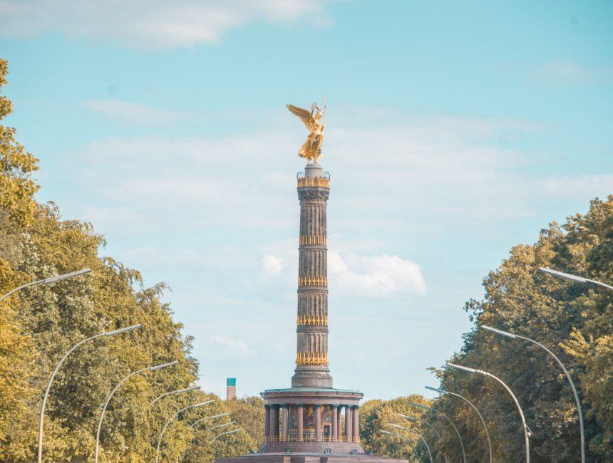 Siegessaüle Berlijn bezienswaardigheden