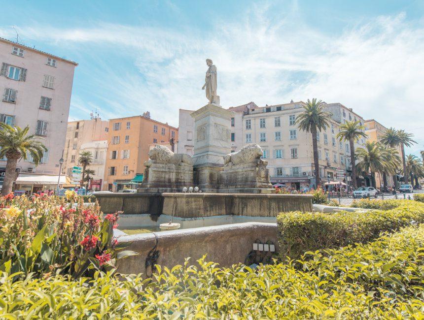 Ajaccio Corsica rondreizen