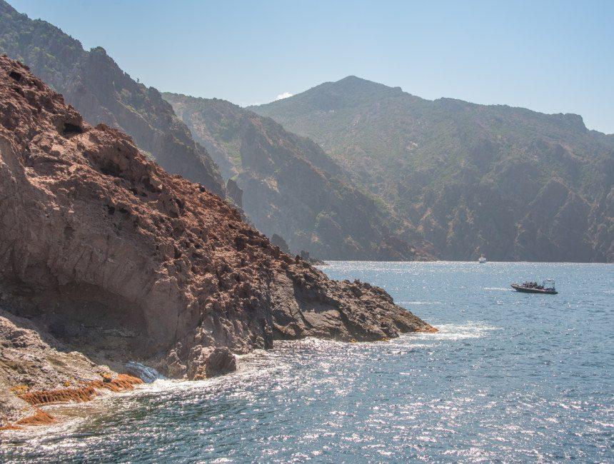 Corsica rondreis Scandola natuurreservaat