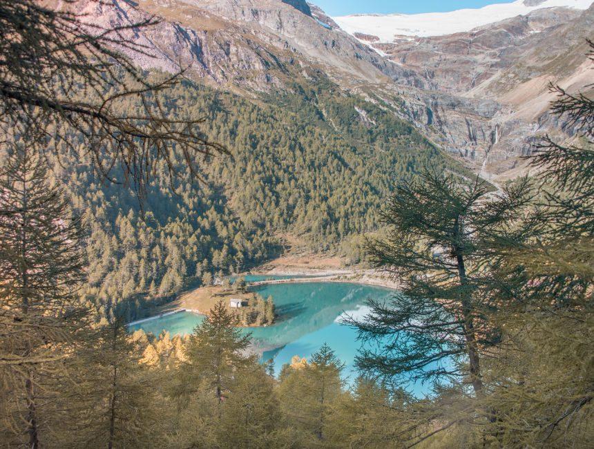 Lago Palü bezienswaardigheden Graubünden