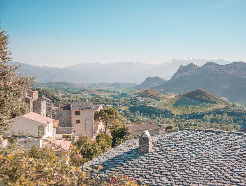 roadtrip corsica Patrimonio