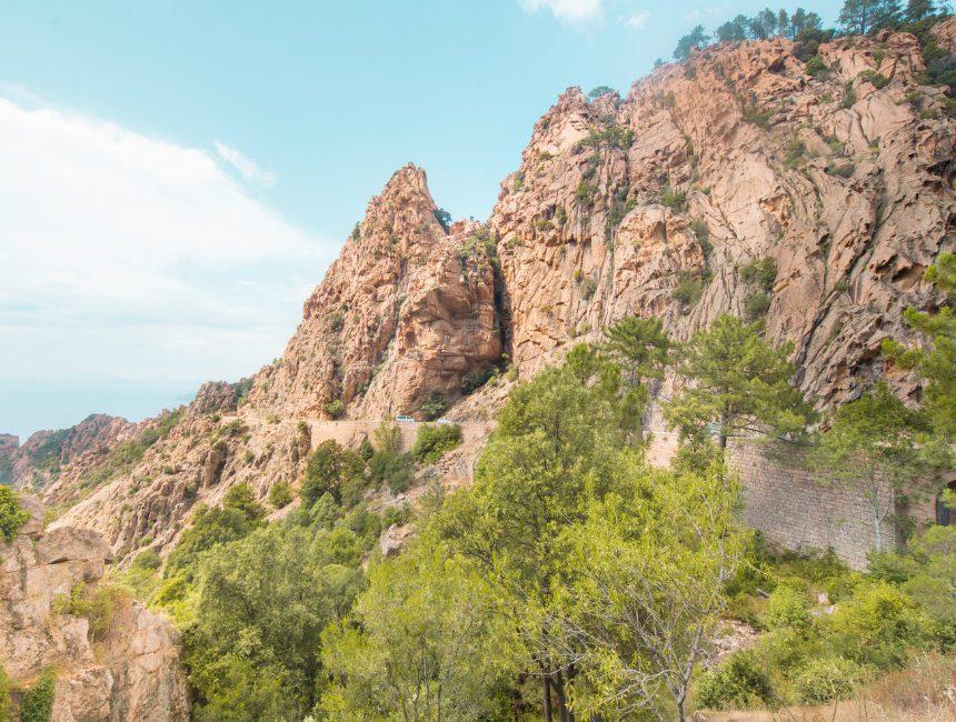 autorondreis Corsica Calanches de Piana
