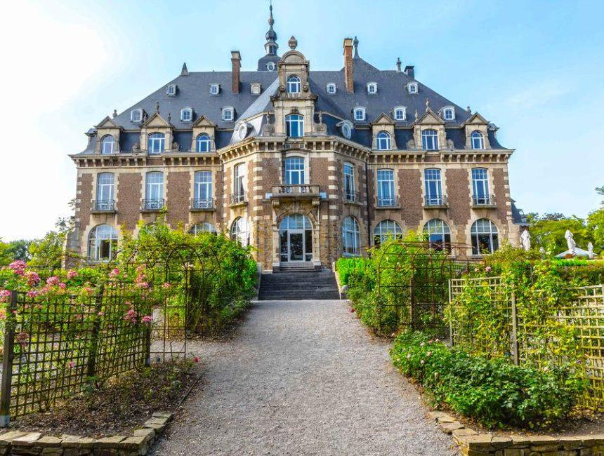 Charmeverblijf Ardennen le chateau de Namur