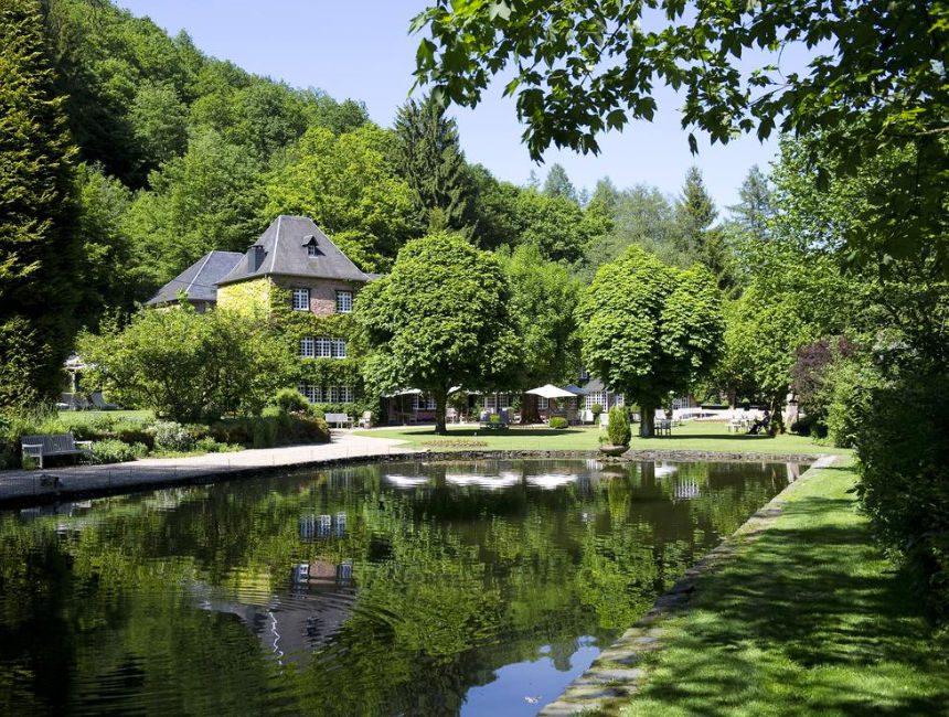 charmeverblijf Ardennen Auberge du Moulin Hideux