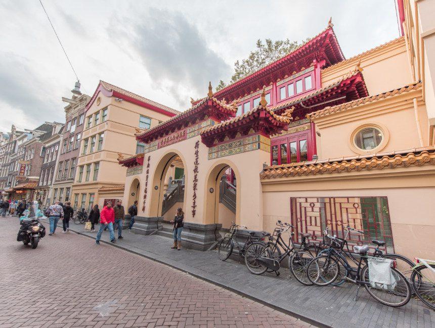 dingen om te doen Amsterdam he Hua Tempel