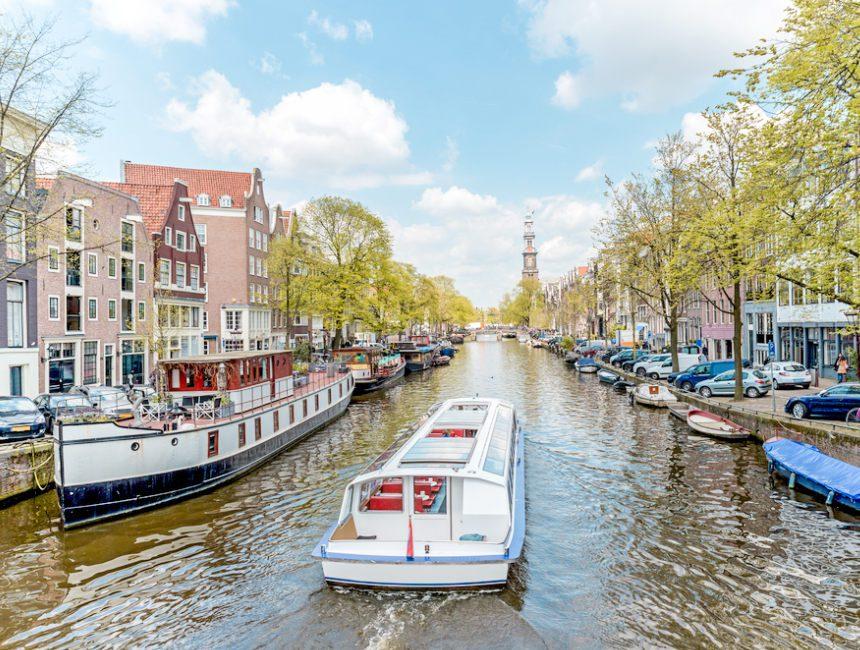 grachten boottocht Amsterdam bezienswaardigheden