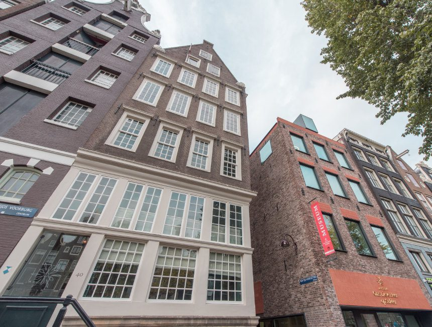 huiskerk Amsterdam