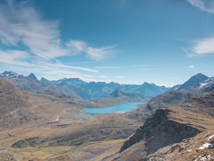 panoramatrein Zwitserland Graubünden