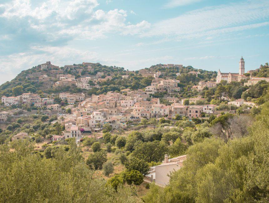 reisbureau Corsica