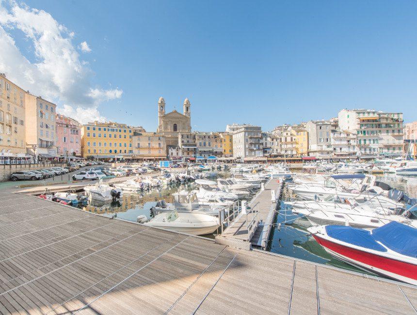 reizen Corsica Bastia