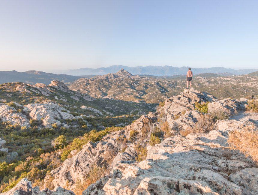 roadtrip Corsica