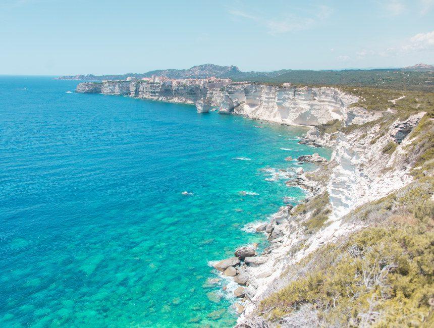 rondreis Corsica Bonifacio
