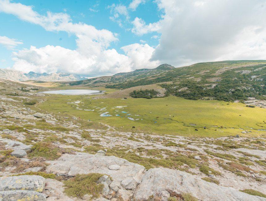 rondreis Corsica lac de nino