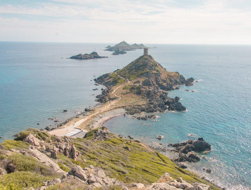 Sanguinaires archipel Corsica bezienswaardigheden rondreis