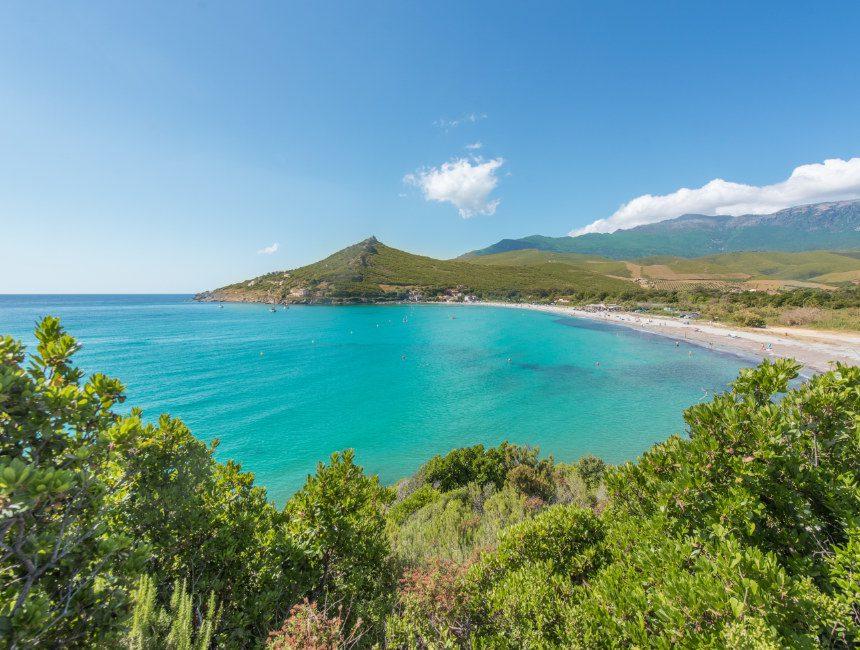 uitzichtpunten Corsica