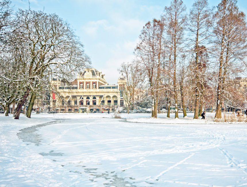 Vondelpark Amsterdam dingen om te doen