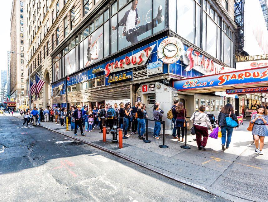 Ellen's Stardust Diner New York