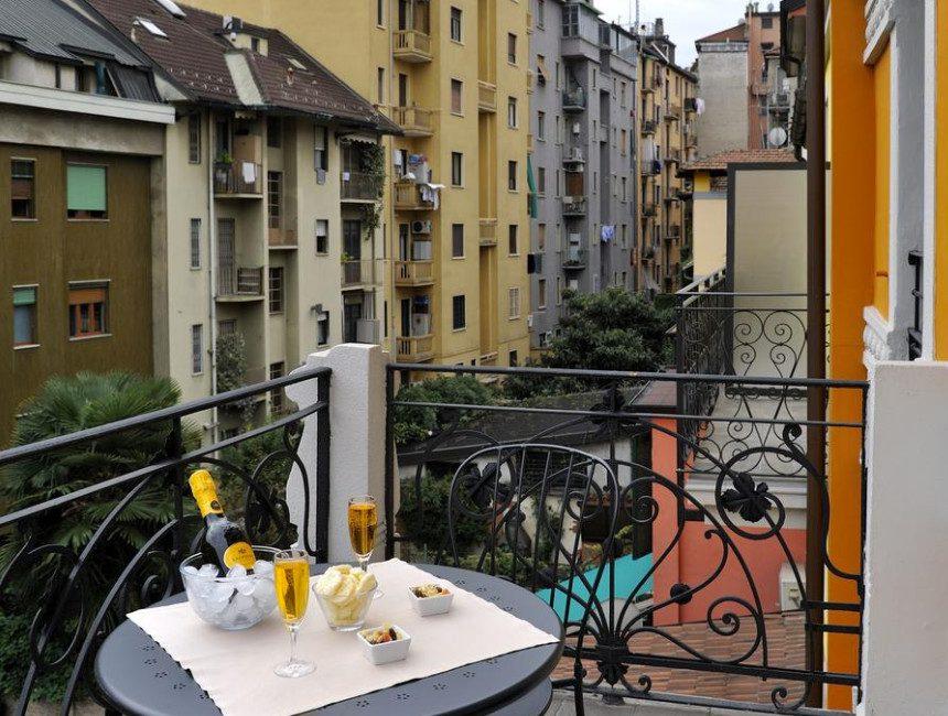 Milaan Biocity hotel