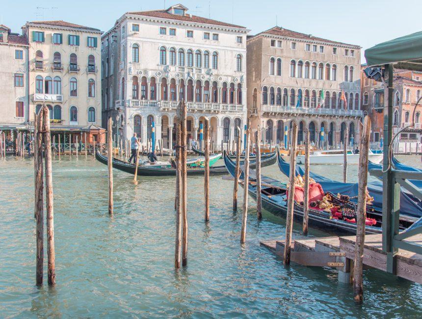 Venetie dagtrip Milaan