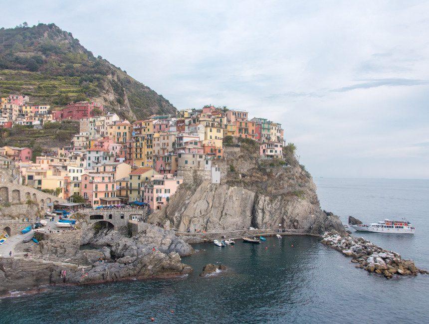 bezienswaardigheden Milaan dingen om te doen Cinque Terre