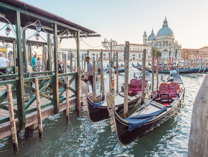 gondels Venetie milaan bezienswaardigheden