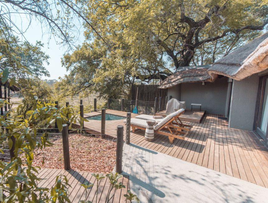 Jock Safari Lodge verblijf