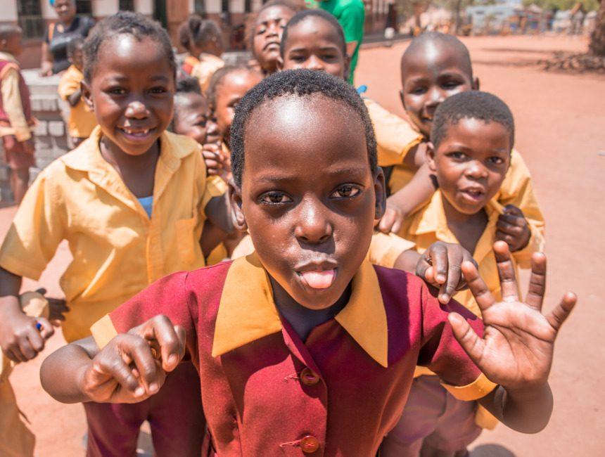 vrijwilligerswerk afrika weeshuis kinderen