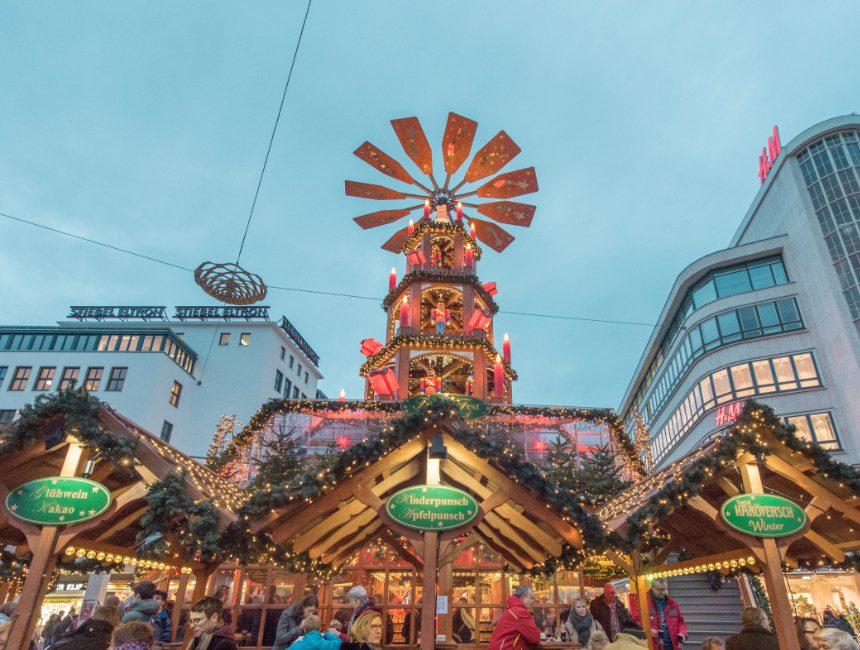 Hannover kerstmarkt Duitsland
