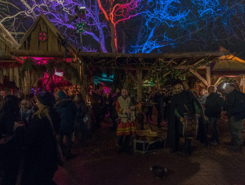 kerstmarkt hannover middeleeuwen