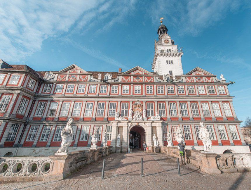 koninklijk paleis wolfenbuttel