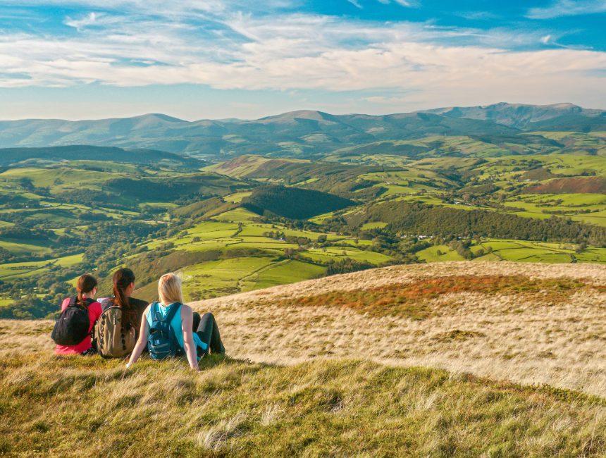 rondreis auto Wales