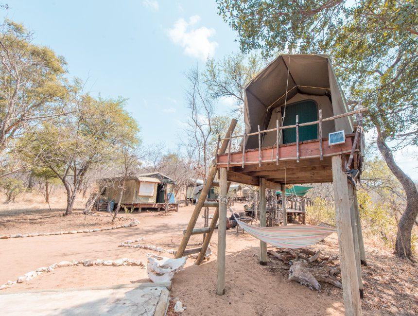 Siyafunda tentenkamp vrijwilligerswerk reisorganisatie