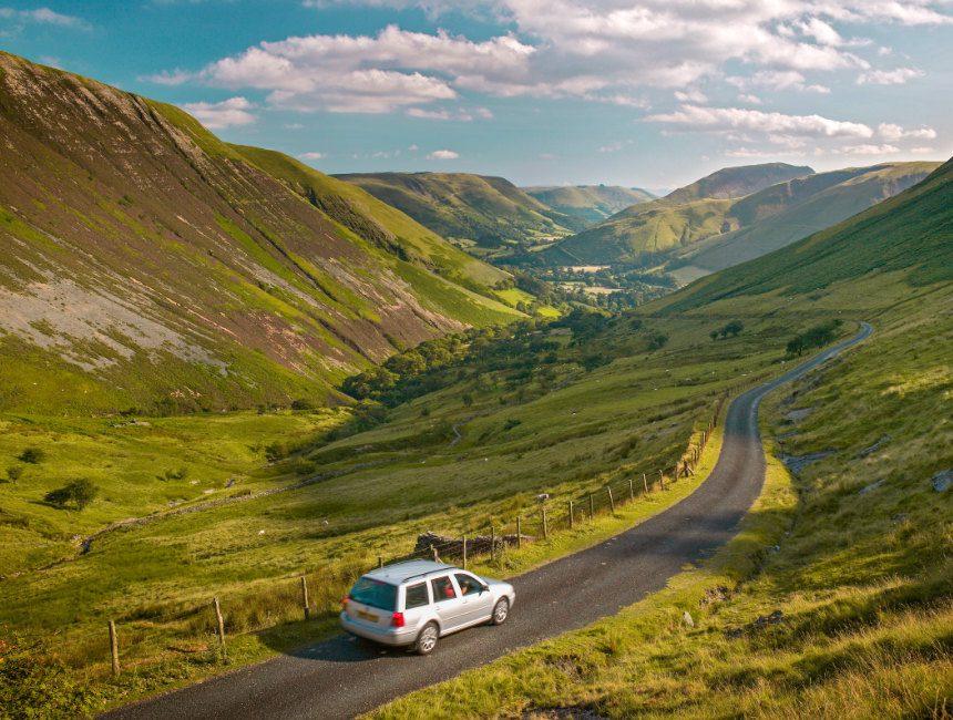 vakantie Wales The Coastal Way