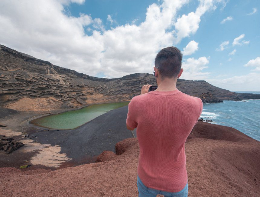 Charco Verde bezienswaardigheden Lanzarote