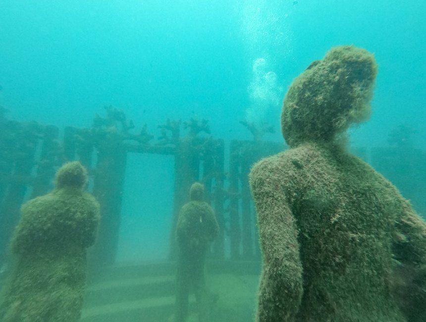 Cruzando el Rubicon Museo Atlantico Lanzarote