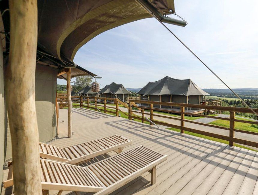 Glamping Adventure Valley Durbuy