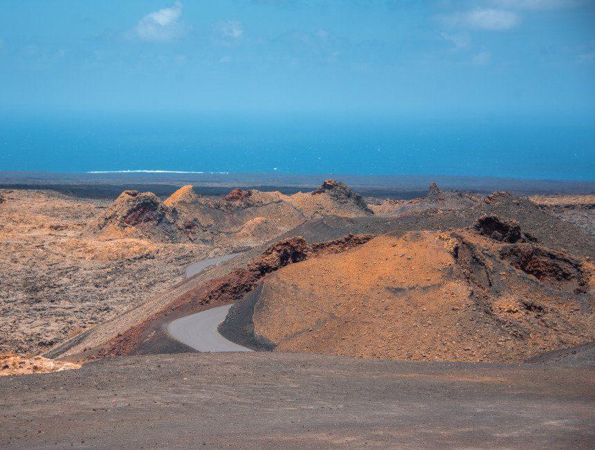 Lanzarote bezienswaardigheden Timanfaya