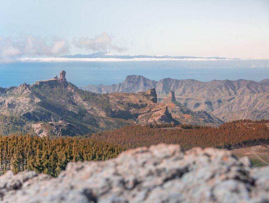 Mirador Pico de Los Pozos Las Nieves