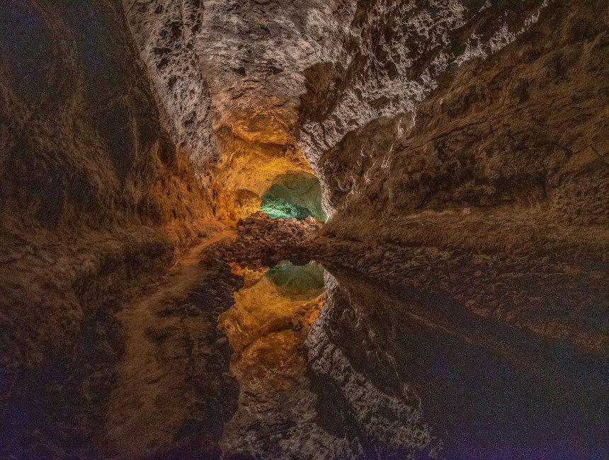 highlights Lanzarote Cueva de los Verdes