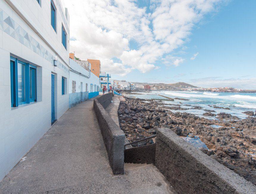 hoogtepunten Gran Canaria Playa del Agujero
