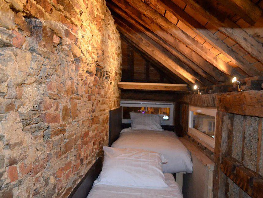 mini-huisje Ardennen