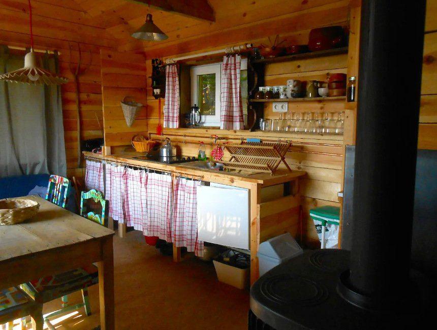 origineel overnachten Ardennen boshuisje