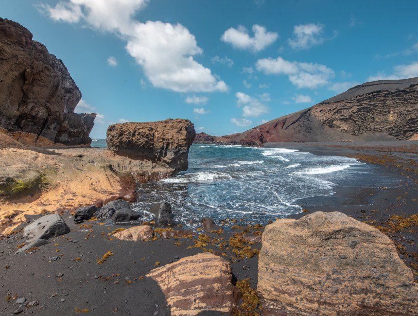 wat te doen in Lanzarote Charco Verde