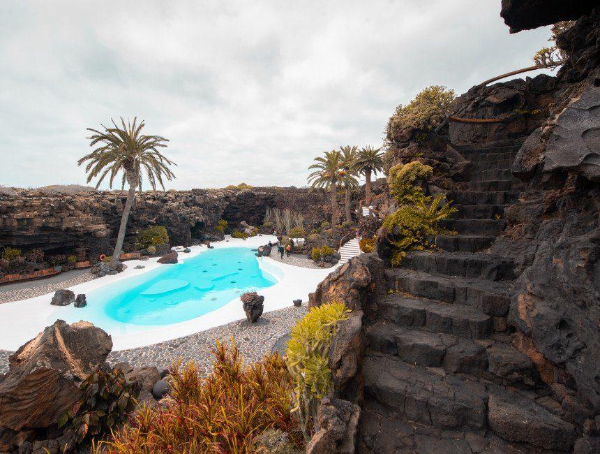 wat te doen in Lanzarote Jameos del Agua