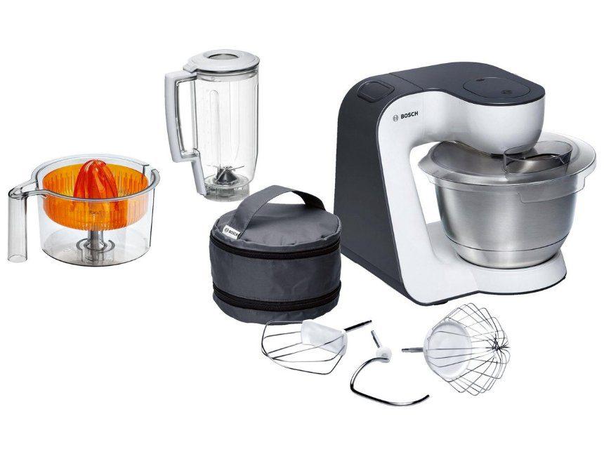 Beste kleine keukenmachine Bosch MUM50123